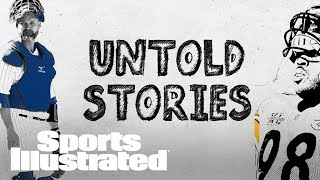 Joel Embiid, Jim Ross & More Untold Stories Drawn To Life | Sports Animated | Sports Illustrated