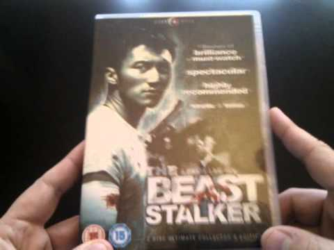 DVD Review - The Beast Stalker