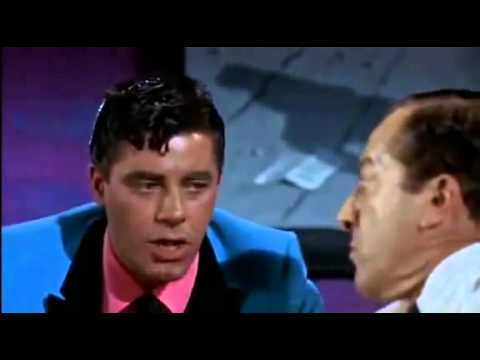 Αστεία σκηνή Jerry Lewis - The Nutty Professor 1963