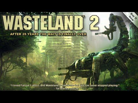 Sep 20, 2014: Wasteland 2, A Pleasant Farming Simulator video