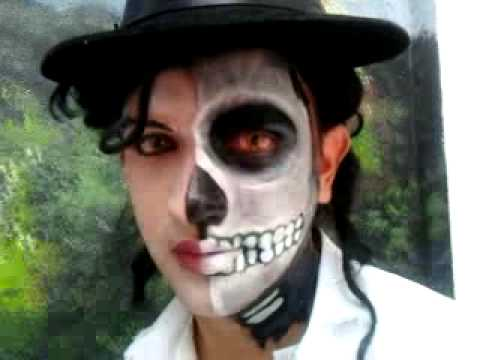 Vic Traje  Para La Caminata  Zombie Michael Jackson Ghosts.mp4 video