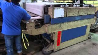 3H Brand Though Feed Vibration Staking machine (4 heads type)