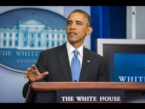 President Obama Speaks on Trayvon Martin