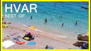 Best Beaches Hvar for 2018, TOP 15