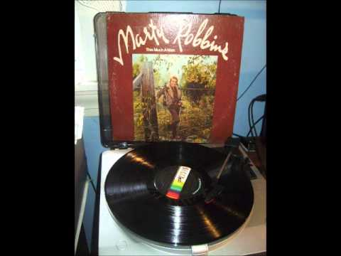 Marty Robbins - Leaving Is A Whole Lot Harder