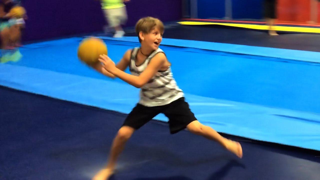 mattyb summer  extreme dodgeball youtube