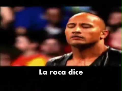 Wwe The Rock Titantron Subtitulada Al Español (completa) video