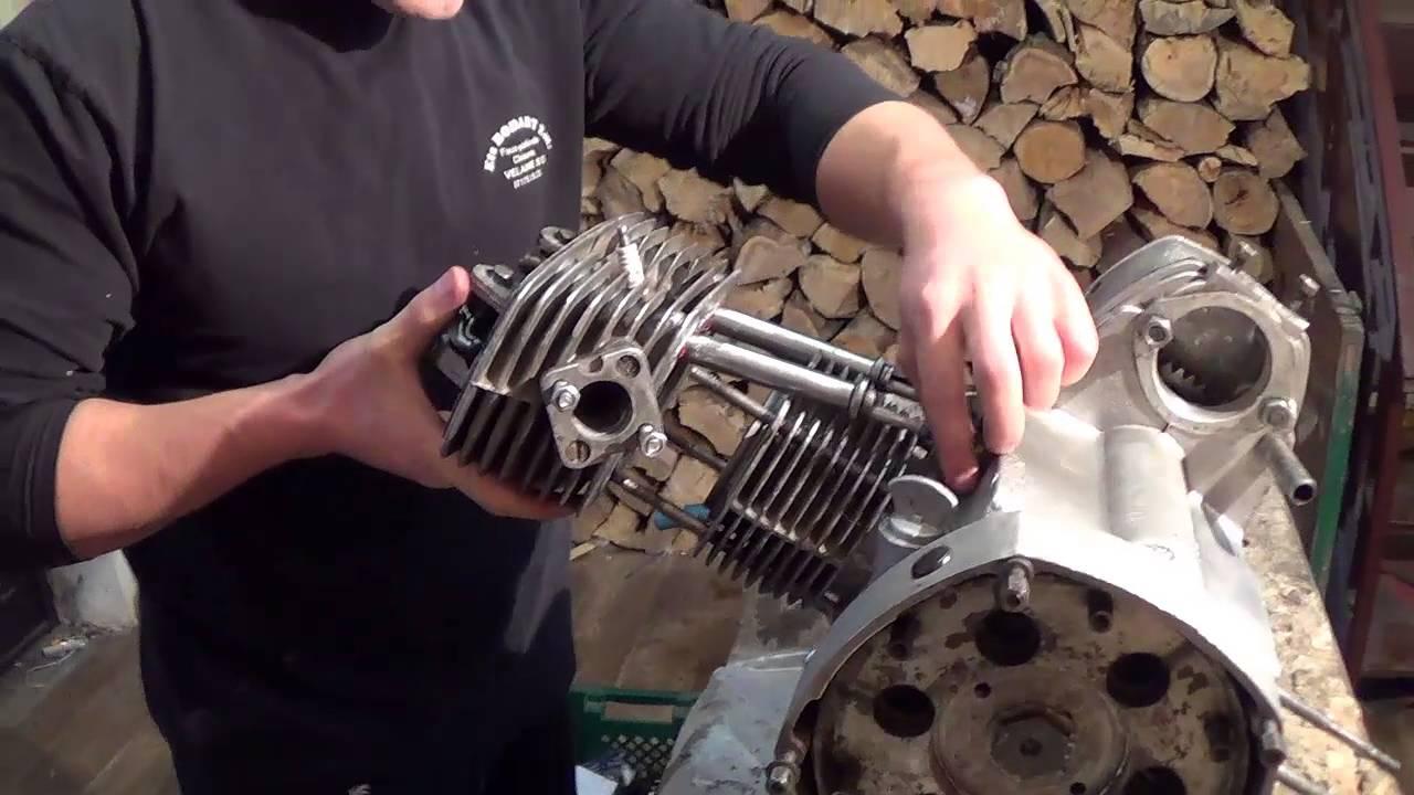 Сборка двигателя днепр своими руками