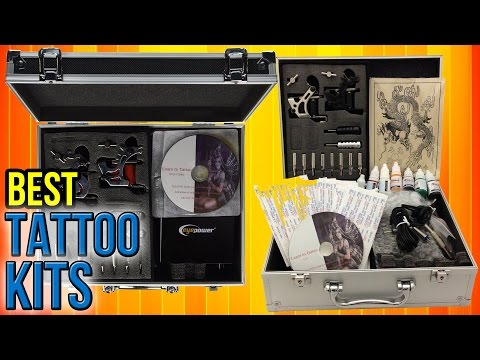 7 Best Tattoo Kits 2017