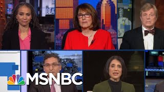 Legal Experts: Mueller, Feds Just Upped Trump's 'Legal Exposure' | The Beat With Ari Melber | MSNBC