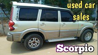 Scorpio second hand car sales in Tamilnadu|Jith Racing|Tamil