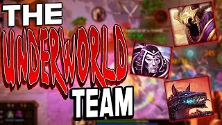 Smite: THE UNDERWORLD TEAM - Joust 3v3 - The COMBO ULTS ARE TOO STRONG!