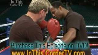 In This Corner featuring Shane Mosley