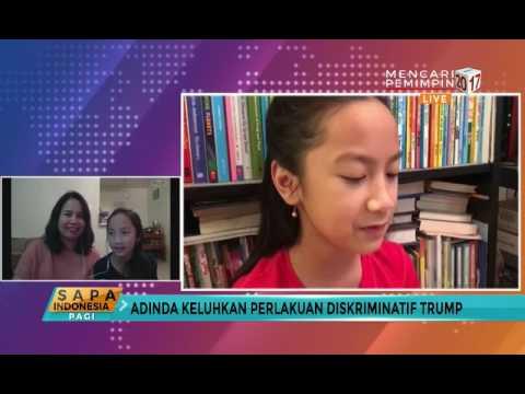 Anak Ini Surati Presiden Obama soal Keluhannya akan Donald Trump #1
