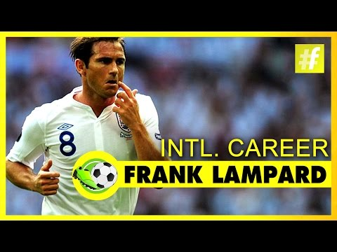 Frank Lampard - International Career - Football Heroes