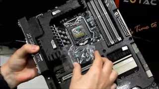 [UNBOXING] - ASUS SABERTOOTH Z87 LGA1150