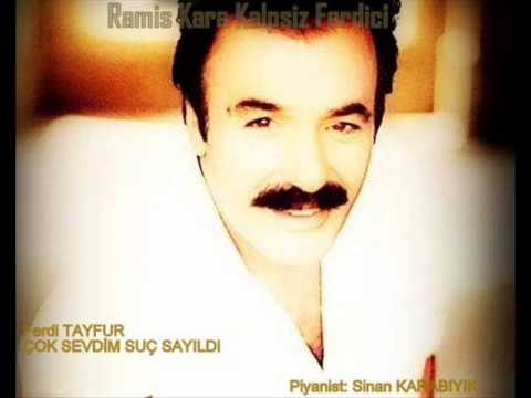 Ferdi TAYFUR - ÇOK SEVDİM SUÇ SAYILDI (Altyapı & Karaoke)