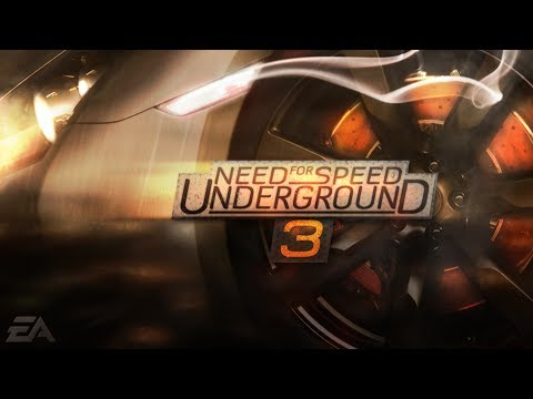 Need for Speed Underground 3 Announcement E3 2014 /s