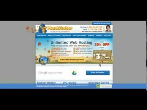 Cupón descuento Hostgator.com