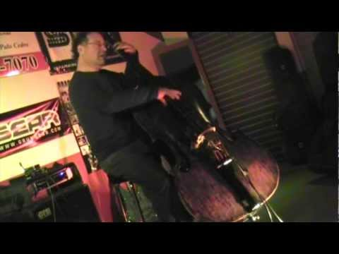 Brian Bromberg - Upright Bass Solo @ NorCal BASSIX Event