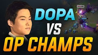 How Dopa Counters OP Champions