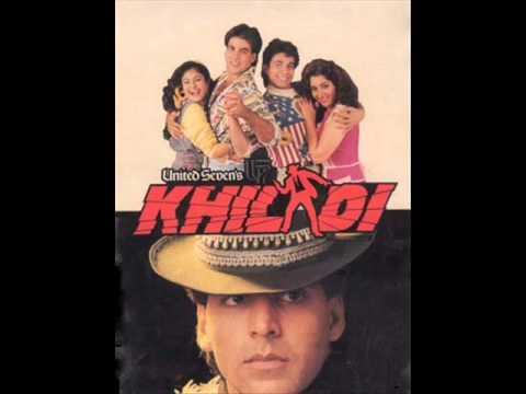 Hoke Man Aaj Magan... Khiladi Movie