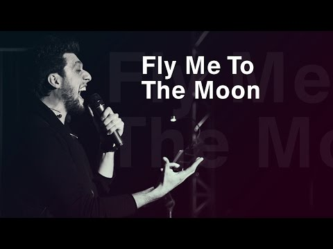 Aram Mp3 Singing With His Mom - Fly Me To The Moon (Live Concert) 09