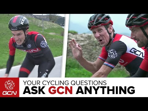 How To Improve Your Climbing | Ask GCN Anything About Cycling