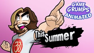 Game Grumps Animated - Slumber Party