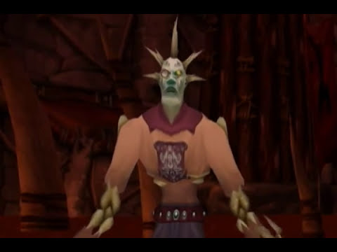 Associate Professor Evil Kills All Beggars - World of Warcraft (WoW) Machinima by Oxhorn