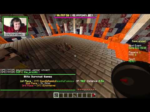 SUPER DUO IS ER WEER?! - Minecraft Hungergames #28