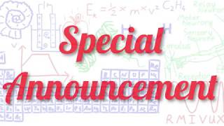 Succeed School Special Announcement  - Science - Succeed In Your GCSE and IGCSE