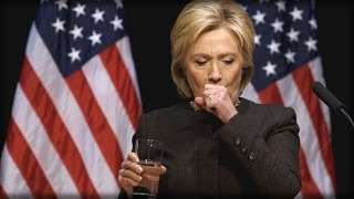 DID HILLARY CLINTON HAVE A STROKE? WHY IS SHE COUGHING SO MUCH?