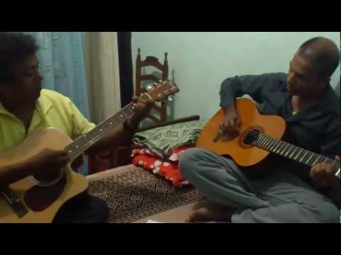 Digu Dasa Dutuwama Guitar video