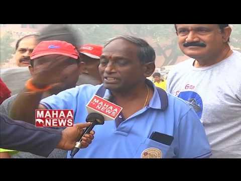Andhra Pradesh People Opinion About Jagan and KTR Meeting | Mahaa news