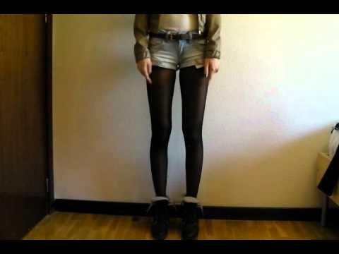Combinando prendas botas marrones youtube - Burras para ropa ...