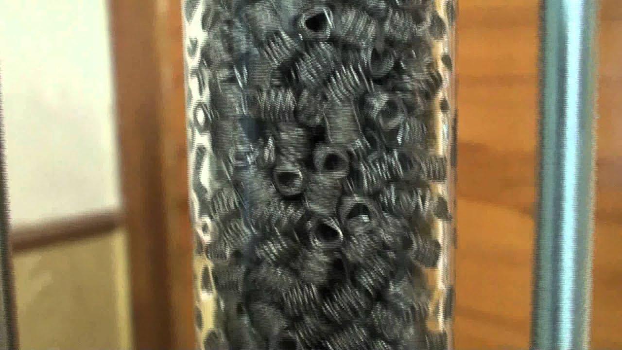 Насадка ректификационной колонны своими руками 157