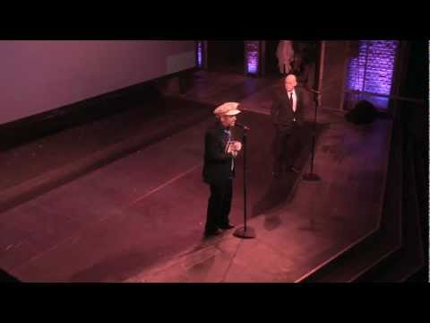 Boy George's acceptance speech at 2013 Whatsonstage.com Awards