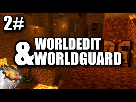 Bukkit Server Plugin Worldguard & Worldedit [GERMAN][HD][2]