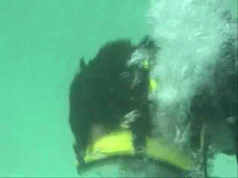 0 Extreme scuba diving  Dead Sea underwater scenery.wmv