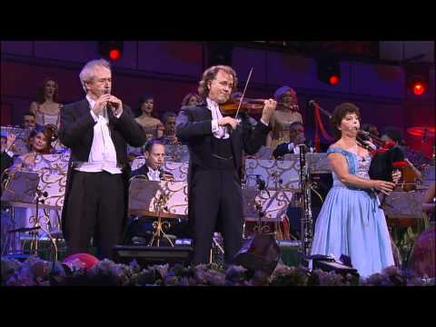 Andre Rieu - Scotland The Brave - Amazing Grace - Adieu, Mein Kleiner Gardeoffizier - Marina video
