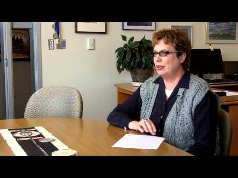 Dr  Pamela Transue - Growth as a speaker