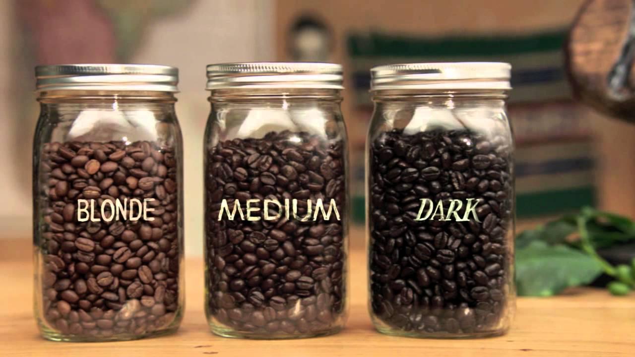 Starbucks Roast Spectrum