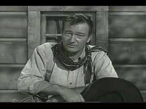 John Wayne Gunsmoke Video