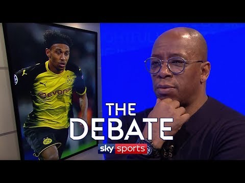 Can Aubameyang replace Alexis Sanchez at Arsenal? | Ian Wright & Danny Higginbotham | The Debate
