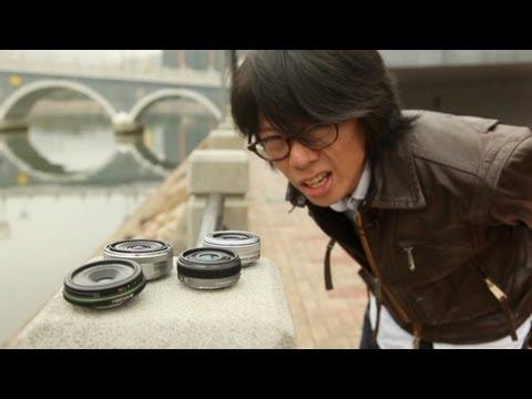 Pancake Day Pancake Lens Test