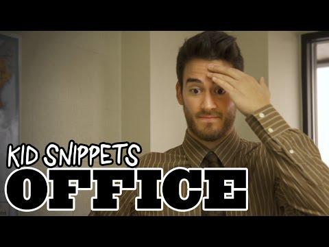 Kid Snippets Office: