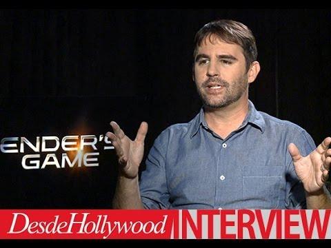 Roberto Orci Habla de Ender's Game / El Juego de Ender (Entrevista Exclusiva)