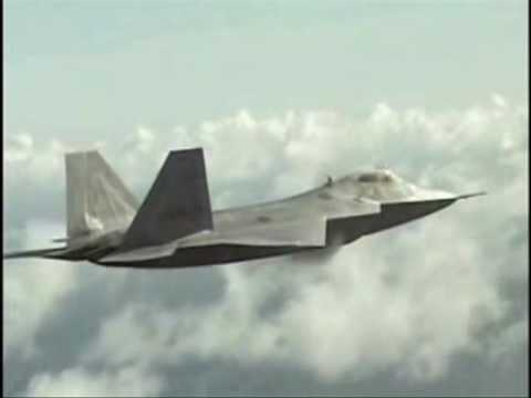 F-22 Raptor - Maneuverability &  Weapons