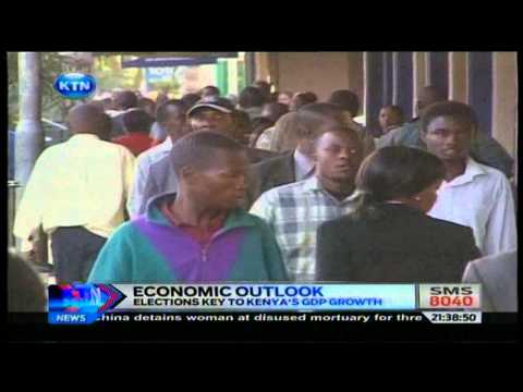 News: Kenya's economy dependent on the 2013 elections